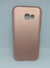 Θήκη Σιλικόνης για Samsung Galaxy A5 (2017) Ροζ Χρυσό (OEM)