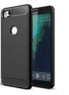 Θήκη TPU Σιλικονης Armor Black - Google Pixel 2 XL (OEM)