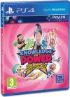 PS4 Game - Η Γνώση είναι δύναμη (ΕΛΛΗΝΙΚΟ)
