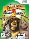 Wii GAME - Madagascar Escape 2 Africa (MTX)