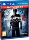 Uncharted 4: A Thief's End (Hits) PS4