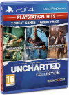 PS4 GAME - Uncharted The nathan drake Collection