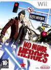 Wii GAME - No More Heroes (MTX)