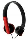 Maxell Ακουστικά Κεφαλής HP MIC Κόκκινο