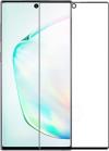 Προστατευτικό Οθόνης Tempered Glass Full Glue 6D Μαύρο για Samsung Note 10 (OEM)