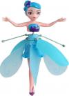 ΝΕΡΑΪΔΑ Παιχνίδι Flying Fairy με καλώδιο φόρτισης USB Μπλε (oem)