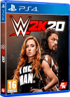 PS4 Game - WWE2K20