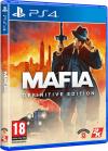 Mafia Definitive Edition PS4 NEW