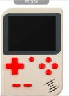 Φορητή κονσόλα SUP PLUS  Retro Portable Mini Game Console με 400 Παιχνίδια (ΑΣΠΡΟ)