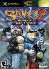 XBOX GAME - Blinx 2: Battle of Time and Space (MTX)
