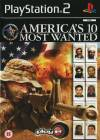 PS2 GAME - America's 10 Most Wanted (MTX)