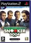 PS2 GAME - World Championship Snooker 2004 (MTX)