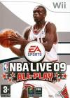 WII GAME - NBA Live 09 All Play (MTX)