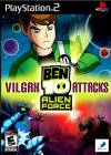 PS2 GAME -  Ben 10 Alien Force Vilgax Attacks (MTX)