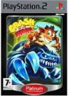 PS2 GAME - Crash of the Titans Platinum (MTX)