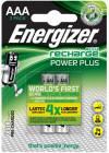 Energizer Επαναφορτιζόμενη Μπαταρία NiMH AAA-HR03 700mAh 2τεμαχίων