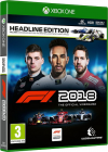 Xbox One Game - F1 2018 Headline Edition (ΜΤΧ)