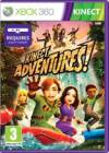 XBOX 360 GAME - KINECT ADVENTURES! (GAME ONLY)