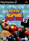 PS2 GAME - Ready 2 Rumble Boxing Round 2 (MTX)