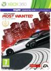 Xbox 360 Game - Need for speed Most Wanted Limited edition (ΜΤΧ)