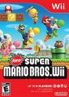 Wii Game - New Super Mario Bros