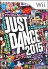Wii GAME - Just Dance 2015