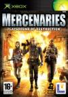 XBOX GAME - Mercenaries (MTX)