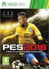 XBOX 360 GAME - Pro Evolution Soccer 2016 PES 2016 & Preorder Bonus