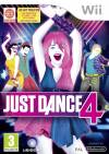 WII GAME - Just Dance 4
