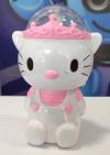 Πορτατίφ Led disco ball με μουσικη Παιδικό για Κρεββάτι/Γραφείο σχεδιο Hello Kitty (OEM)