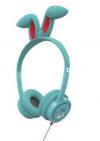 Ακουστικά για παιδιά iFrogz by ZAGG Little Rockerz Costume Headphones Αυτακια Λαγου Με προστασία έντασης