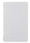 Δερμάτινη Θήκη με πίσω πλάτη σιλικόνης για το Samsung Galaxy Tab Pro 8.4 SM-T320 T325  Λευκή (ΟΕΜ)