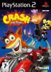 PS2 GAME - Crash Tag Team Racing Platinum (MTX)