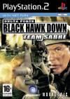 PS2 GAME - Delta Force Black Hawk Down - Team Sabre (MTX)