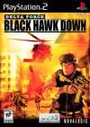 PS2 GAME - Delta Force - Black Hawk Down (MTX)
