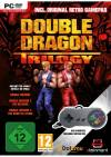 PC GAME - Double Dragon Trilogy + Retro USB Gamepad Χειριστήριο