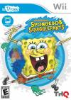 Wii GAME - Spongebob Squigglepants - uDraw