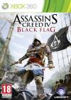 XBOX 360 GAME - Assassin's Creed IV: Black Flag