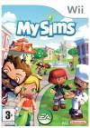 WIii GAME - MySims (MTX)