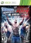 XBOX 360 GAME - WWE Smackdown vs Raw 2011 (MTX)
