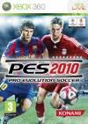 XBOX 360 GAME - Pro Evolution Soccer 2010 PES 2010 (MTX)