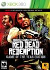 XBOX 360 GAME - Red Dead Redemption: Game of the Year Edition