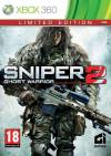 XBOX 360 GAME - Sniper Ghost Warrior 2: Limited Edition