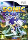 Wii GAME - Sonic Colours (MTX)
