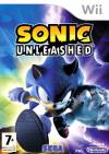 Wii GAME - Sonic Unleashed (MTX)