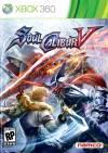 XBOX 360 GAME - Soul Calibur V
