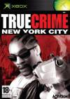 XBOX GAME - True Crime: New York City (MTX)