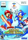 Wii GAME -  Mario & Sonic  at the Olympic Winter Games (MTX)
