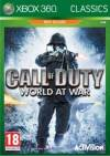 XBOX 360 GAME  Call Of Duty World At War Classics