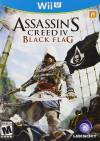 Wii U GAME - Assassin's Creed IV Black Flag (MTX)